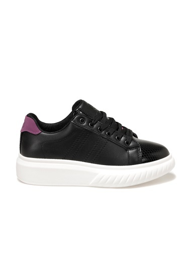 Lumberjack Kadın Siyah Sneakers 100556917  Siyah